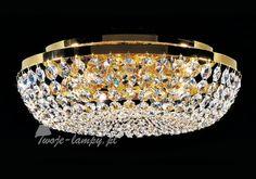 Kolarz charlotte c161.18/50 - Plafony kryształowe - Lampy sufitowe -  Sklep Twoje-lampy.pl
