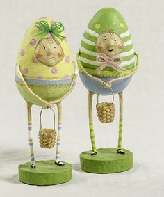 Look what I found on #zulily! Easter Buddies Figurine Set by ESC and Company, Inc. #zulilyfinds