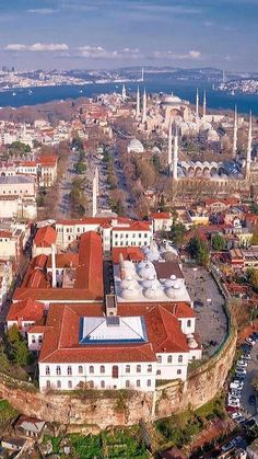 Istanbul TURKEY Hagia Sophia Istanbul, Istanbul City, Turkey Travel, Holiday Travel, Art And Architecture, Adventure Travel, Paris Skyline, Travel Inspiration, Dolores Park