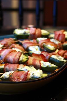 Bacon-Wrapped Jalapeno Poppers Recipe dude i just made like 30 of these last night w a friend and ate the ALL!
