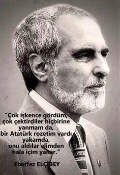 @karaalikarali06 #BozkurtSoyluElçibey Philosophical Quotes, Einstein, Quotations, History, Words, Peta, Che Guevara, Instagram, Historia