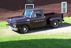 1964 Ford F 100 Stepside Pickup Truck