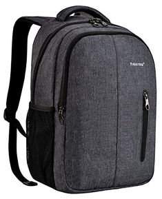 a50a094ae611 Best Seller TIGERNU Travel Computer Backpack USB Charging Port Water  Resistant College School Backpack 14 15 Inch Laptop Notebook (Grey) online