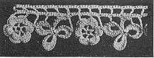 Irish Rose and Shamrock Edging ~Free {written} Pattern