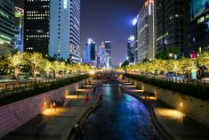 The Cheonggyecheon river is a historic river that divides Seoul into 2 parts. River stretches from north to south with 23 tributaries spread almost all over Seoul. To overcome some of the problems that previously occurred there, one of them … Continue reading →
