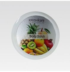 Krishkare Body Scrub Mix Fruits 500g