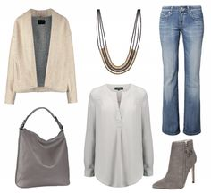 #Herbstoutfit Schlicht ♥ #outfit #Damenoutfit #outfitdestages #dresslove