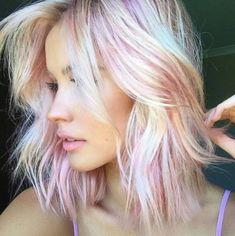 hair trends / hair color ideas