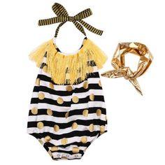 75ecff4601 16 Best Baby Girl Bodysuits images   Bebe, Baby girls, Little girls