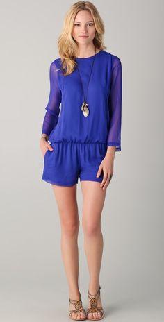 Heather Long Sleeve Chiffon Dress. beautiful color.
