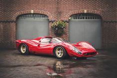 Ferrari P4 - Photos by Amy Shore Photography