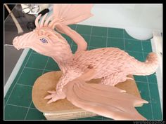 sculpture en sculpey