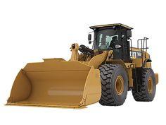 Cat | 966K Medium Wheel Loader | Caterpillar