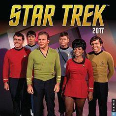 Star Trek 2017 Wall Calendar: The Original Series