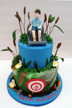 Airboat | Cakes by Ruthie - Cakes for Special OccasionsCakes by ...
