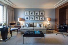 Four Seasons: Westminster Suites - Suites donde pasar una noche de lujo en Londres