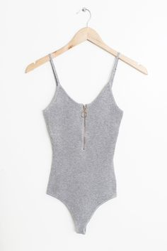 """- Details - Size - Shipping - • 70% Rayon 30% Nylon • High quality baby rib bodysuit with adjustable straps and button closure. • Hand Wash • Line dry • Imported • Measured from small • Length 26"""" • C"""