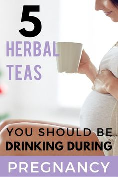 Harness the power of herbal tea during pregnancy! Drinking tea is an easy way to nourish your pregnant body so you can grow a healthy baby, prepare your body for birth and also control unwanted pregnancy symptoms like swelling, high blood pressure and morning sickness nausea. Learn the BEST teas for healthy pregnancy diet and after birth. Great pregnancy tips for new moms. #pregnancy #pregnant #newmom #pregnancydiet #birtheatlove