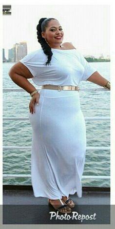 All White Party Outfit Ideas For Women S Plus Size – Unique ...