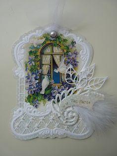 Anja Design, Filigree card