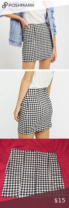 Pink Tartan Mini Skirt Stretchy Women/'s Ladies Girls Club Party High Waist 081