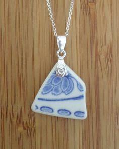 Genuine Wemyss Beach Pottery Necklace