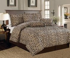 Leopard Bedroom Ideas leopard print lamp ❤ bedroom decor, bedroom ideas | h o m e