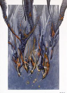 Concept Artworks by Arthur Haas