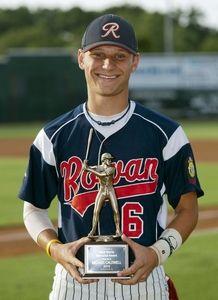 Meet the Players: East Rowan - Michael Caldwell
