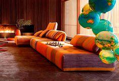Sofa Voyage Immobile