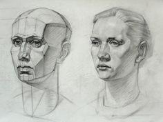 Russian study by ~Rasmusaagaard on deviantART  w