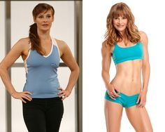 The Routine One Star Trainer Used to Totally Revamp Her Body