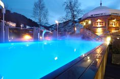 The Alpine Palace Fine Hotels, Best Hotels, Outdoor Swimming Pool, Swimming Pools, Spa, Relax, Secret Places, Front Desk, Hotel Offers