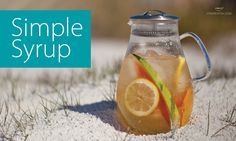 <p>Simple Syrup   Prep time 1 min Cook time 10 mins Total time 11 mins   Sweet iced tea is made with this sugary mixture. It's simple! Serves: 6 Ingredients ¾ cup sugar 1 cup water Instructions Add sugar to water in a small pot and bring to a simmer …</p>