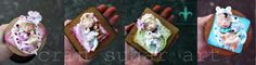 baby collection - cake by Crin sugarart