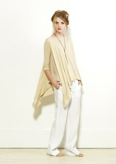 Spring 2014 Women  53-8499 Spring 2014, Duster Coat, Cashmere, Normcore, Autumn, Jackets, Women, Style, Fashion