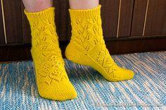 Ravelry: Inga-s' Kevadised sokid - free knitting pattern