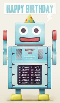 party bot 5000