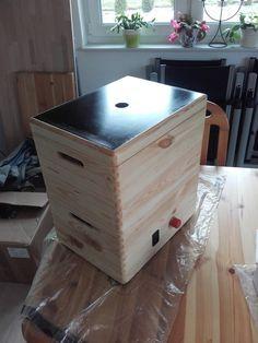 Aufbewahrung´s- Frästisch- Box für die Oberfräse...