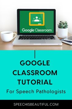 Google Classroom Tutorial: Looking for ideas to set up a virtual classroom with your students? In this video, I walk you through how to set up a Google Classroom. It's easy to use, even if you need a separate classroom for each student on your caseload. Watch the video to learn more. - Speech is Beautiful