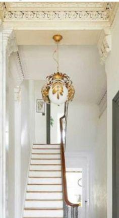 Stairs, Interior Design, Mirror, Furniture, Home Decor, Nest Design, Stairway, Decoration Home, Home Interior Design