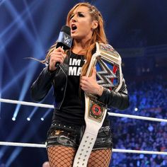 SmackDown Becky Lynch responds to Ronda Rousey and issues an open challenge Wrestling Divas, Women's Wrestling, Becky Lynch, Ronda Rousey, Becky Wwe, Wwe Sasha Banks, Wwe Women's Division, Rebecca Quin, Wwe Girls