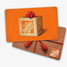 $25 Home Depot Gift Card US ---  ends 3/25/14