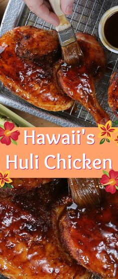 We're bringing the flavors of the Pacific Islands right to your kitchen with Hawaii's Huli Chicken! This recipe combines savory and sweet for a perfect combination of flavors. This huli chicken recipe is must-have for that summer party. It'll inspire your guests to do the hula at your next backyard bonfire.