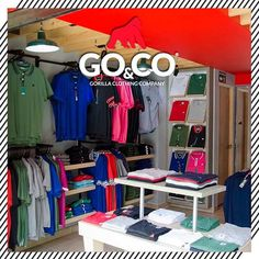 ¿Aún no has tenido la experiencia #Goco? Aprovecha este fin de semana, visita nuestras tiendas #Goco y antójate de todo lo que tenemos para ti. Nuestras tiendas están ubicadas en: Laureles: Av Jardín, Cra 73 #Circular 1–15 Envigado: Calle 30 sur # 45- 20  Guayabal: Cra 52 #29A111 Centro Mercantil  Bucaramanga: Cra 36 #41-47 local 2  #BeGoCo #Casualwear #Style #MenCollection #menstyleguide #polos #mensfashion #mensclothing #stylegram #fashiongram #algodón #cotton #hechoencolombia Outfit Man, Closet, Home Decor, Bucaramanga, Tents, Closets, Wardrobes, Home Interior Design, Decoration Home