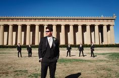 @brocadedesigns @streettuxedo @adelightfulday  #luxury #nashville #wedding #bride #amylynnlarwig @eventsnashville derek martinez photography #parthenon