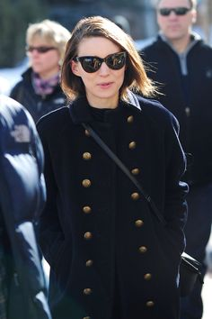 PARK PRETTY: LESSONS FROM SUNDANCE STREET STYLE Rooney Mara
