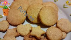 """""""GALLETAS REGAÑADAS"""" """"Galletas Regañadas"""" típicas de San Luis Potosí, se llaman así porque en el centro se les hace un golpecillo con el dedo, en este caso no las """"regañe"""". … Cookies, Desserts, Food, Cooking, Mexican Meals, St Louis, Centre, Crack Crackers, Essen"""