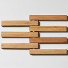 Hot Pot Grytunderlägg, Bambu - Åsa McCormac - Design House Stockholm - RoyalDesign.se