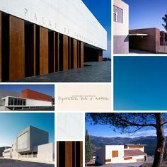 ⇢ #Equipamiento by sanahuja&partners #Arquitectura al servicio de las personas  #proyectos #moodboard